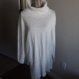 Soft Surroundings Assymetical Sweater